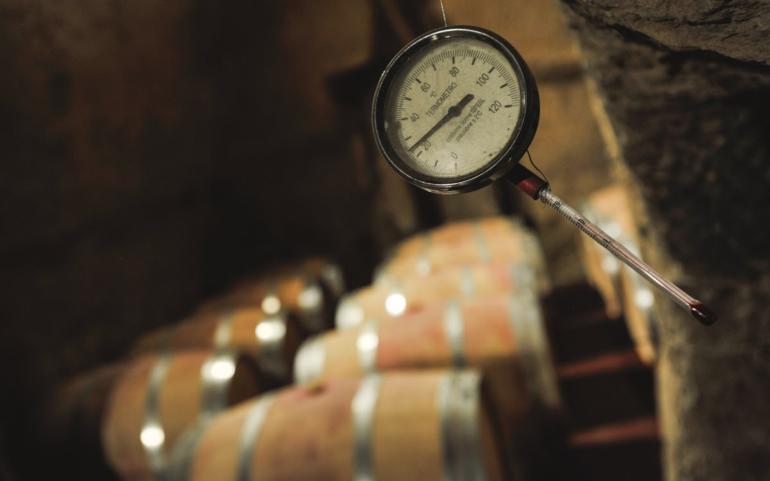 ¿Cuál es el papel del oxígeno en la edad del vino?